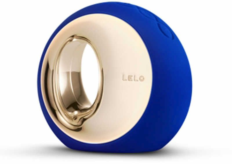 Ora 2 Midnight Blue Lelo имитатор оральных ласк - кунилингуса
