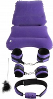 Набор Fetish Fantasy Series Purple Pleasure Bondage Set 386312PD