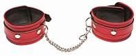 Поножи X-PLAY LOVE CHAIN ANKLE CUFFS RED 2069XP