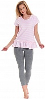 Пижама Doctor Nap PM.9443 Sweet Pink, L